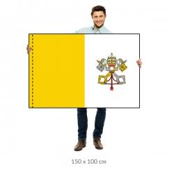 Vatikán vlajka