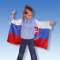 Vlajkoplášť SR pre deti