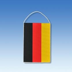 Nemecko stolová zástavka