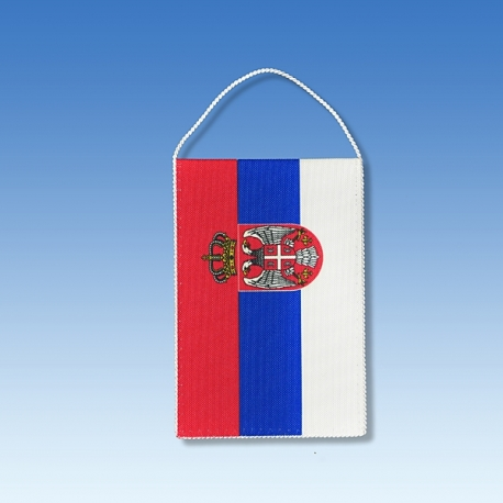 Srbsko stolová zástavka