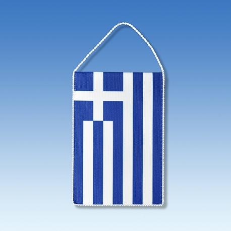 Grécko stolová zástavka