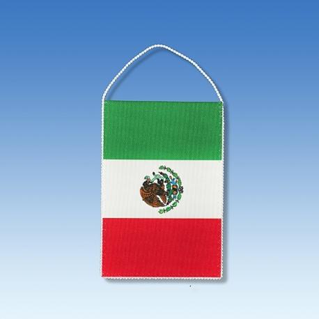 Mexiko stolová zástavka