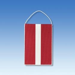 Lotyšsko stolová zástavka