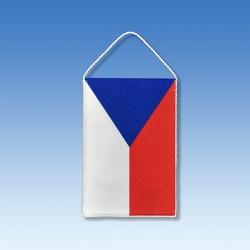 Česká republika stolová zástavka
