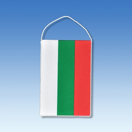 Bulharsko stolová zástavka
