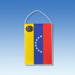 Venezuela stolová zástavka