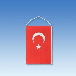 Turecko stolová zástavka