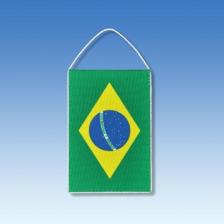 Brazília stolová zástavka