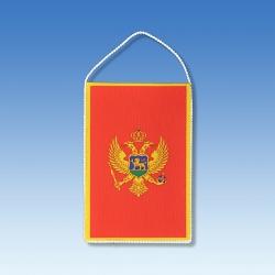 Čierna Hora stolová zástavka