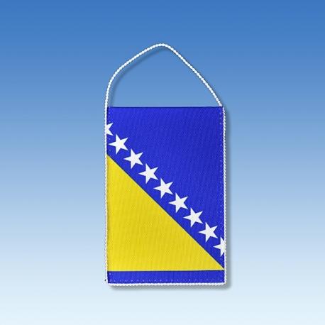 Bosna a Hercegovina stolová zástavka