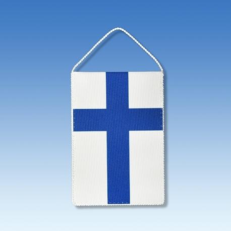Fínsko stolová zástavka
