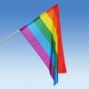 Dúhová vlajka 150x100 cm