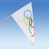 Olympijská vlajka 150x100 cm