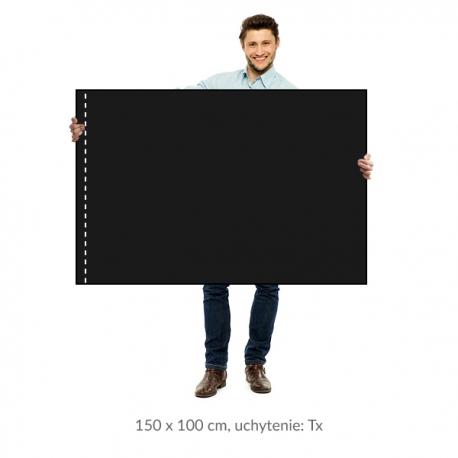 Smútočná vlajka 150x100