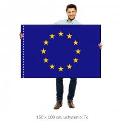 EÚ vlajka 150x100 cm
