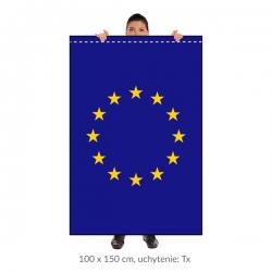 EU zástava 100x150 cm