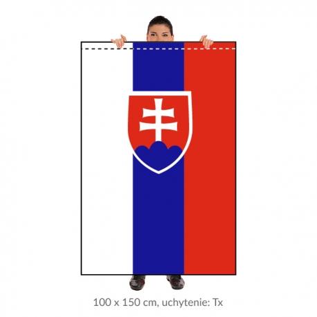 SR zástava 100x150 cm