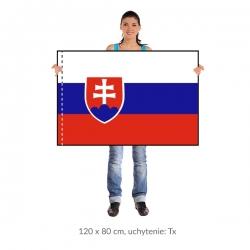 SR vlajka 120x80 cm