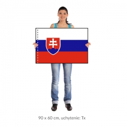 SR vlajka 90x60 cm