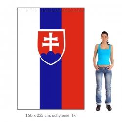 SR zástava 150x225 cm