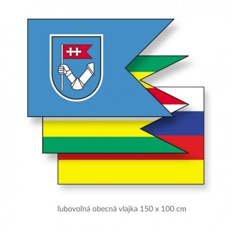 Obecná vlajka 150 x 100 cm