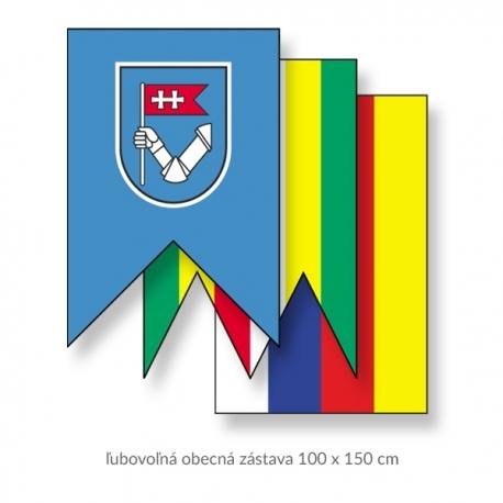 Obecná zástava 100 x 150 cm