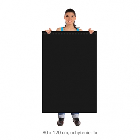 Smútočná zástava 80x120 cm