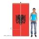 Albánsko vlajka