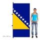 Bosna a Hercegovina vlajka