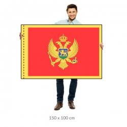 Čierna Hora vlajka