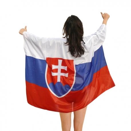 Vlajkoplášť SR