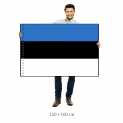 Estónsko vlajka