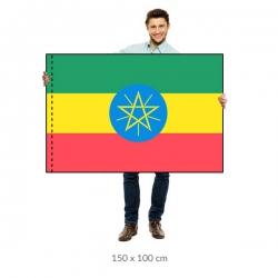 Etiópia vlajka