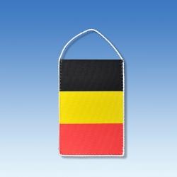 Belgicko stolová zástavka
