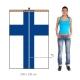 Fínsko vlajka