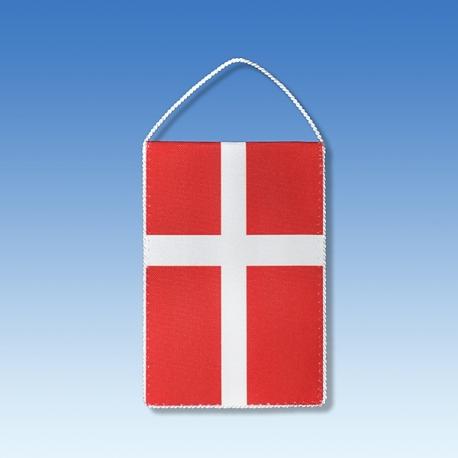 Dánsko stolová zástavka