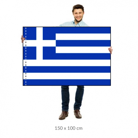 Grécko vlajka