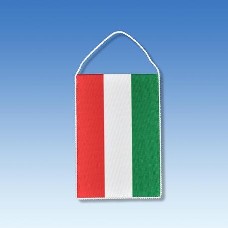 Maďarsko stolová zástavka