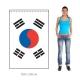 Južná Kórea vlajka