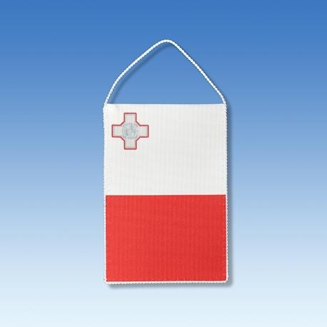 Malta stolová zástavka