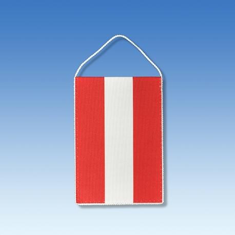 Rakúsko stolová zástavka