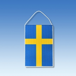 Švédsko stolová zástavka