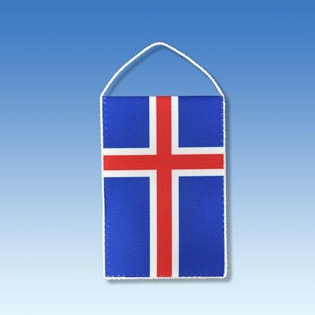 Island stolová zástavka