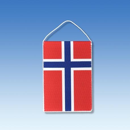 Nórsko stolová zástavka