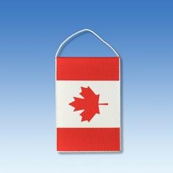Kanada stolová zástavka