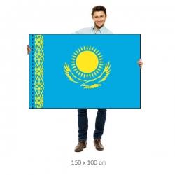 Kazachstan vlajka