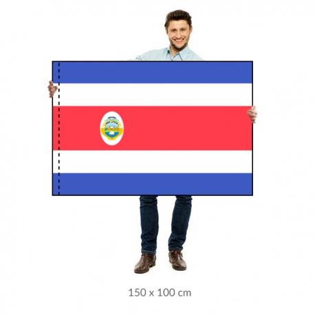 Kostarika vlajka