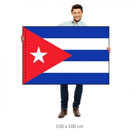 Kuba vlajka