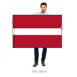 Lotyšsko vlajka