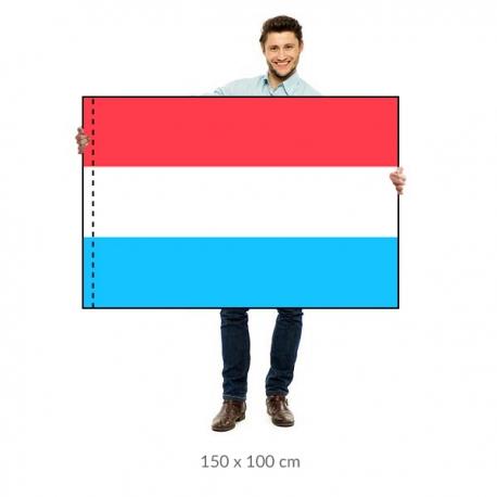 Luxembursko vlajka